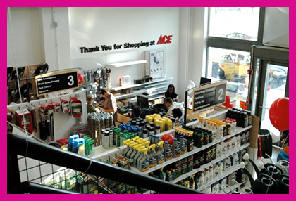 ... Ace Hardware Makes A Good First Impression - The Organizing Agency